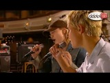 Anouk &amp Sarah Bettens - I Alone Live and Acoustic