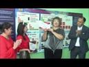 G TIME CORPORATION 05 10 2018 г Вручение 3 000 000 и 800 000 тенге партнеру из Алматы