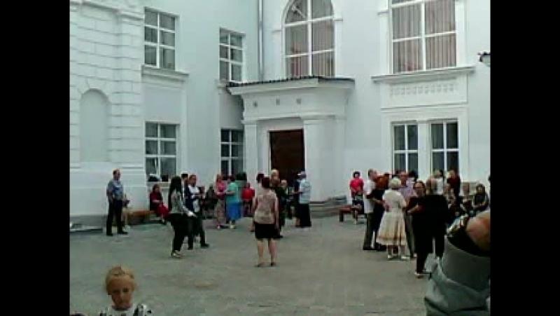 Асбестовский муниципальный духовой оркестр им. М .Борисова ! Танцы