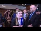 Позор российской федерации!- Украинские депутаты спели гимн Украины в прямом эфире РоссГебельсТВ.