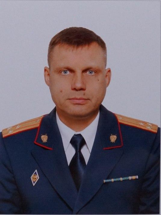 Новый глава томского Следственного комитета вступил в должность Андрей Щукин