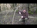 Bushcraft Shelter - The Tinkers Tent