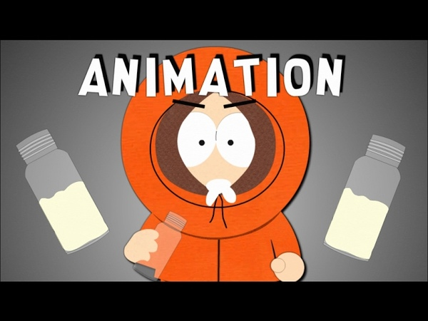 Tales of Kenny Mccormick - Mystery of the Drink Bottle / South Park