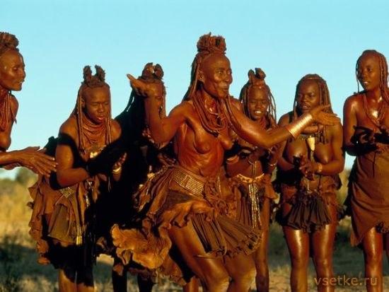 Секс обряды племен африки