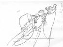 Milt Kahl - Snoops - Pencil Test - Rescuers