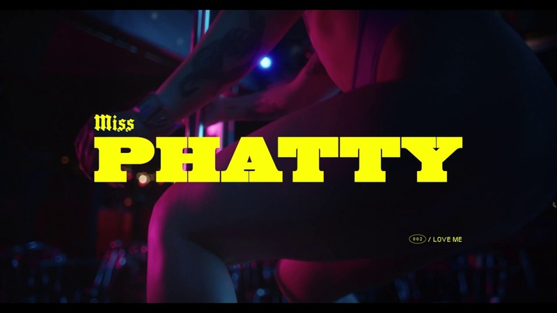 Lou Phelps - Miss Phatty (Official Video) [prod. By The Celestics]