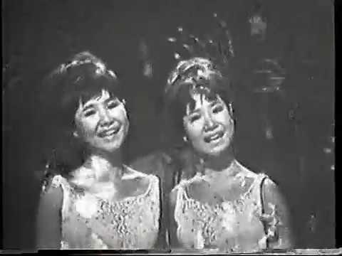50年前の音楽ショー「シャボン玉ホリデー」