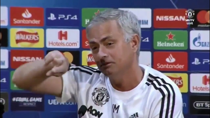 Journalist The English press said Zidane called you to assure you he didn't want your posi