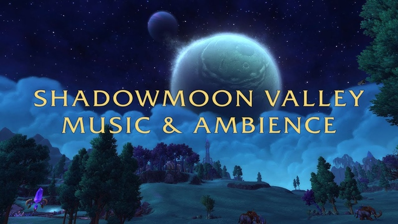 World of Warcraft - Shadowmoon Valley music (WoD)
