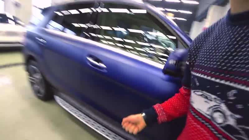 [Alan Enileev] ЧТО СДЕЛАЛИ С GLE ПАПЫ! 605 л.с. Audi RS7 V8! Оклеили его новую тачку в BROOKLANDS DETAILING и...