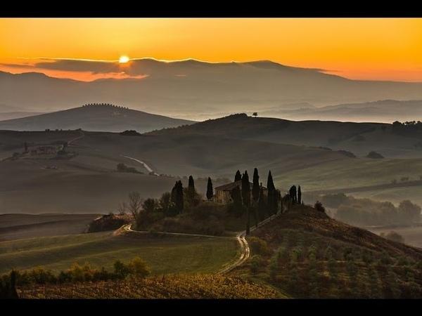 Toscana, Lugares Bellísimos Tuscany, Beautiful Places [IGEO.TV]