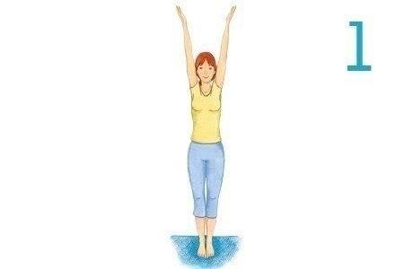 ТОП-10 упражнений для здоровой спины! (8 фото) - картинка