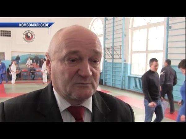 Открытое первенство Старобешевского района по дзюдо