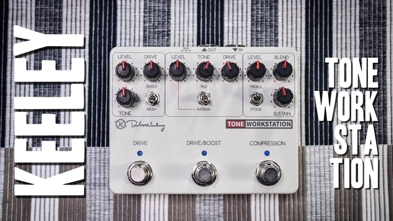 Keeley Tone Workstation - Review