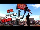5'10 Sir Issac MONSTER Dunk Mix SICK Dunks