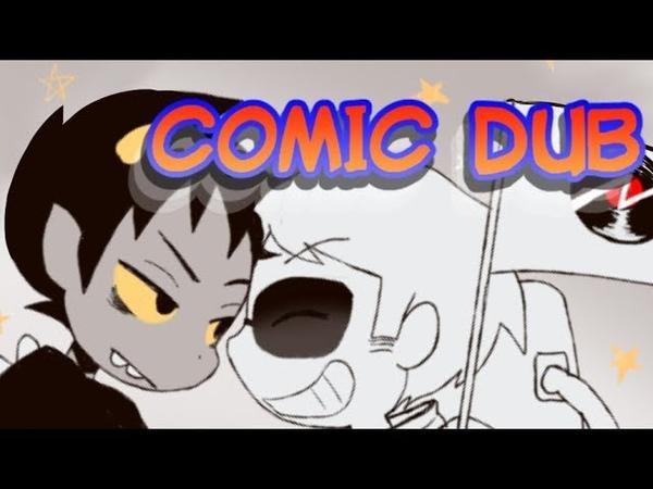 Dream a Little Dream of Me - DaveKat Homestuck Comic Dub