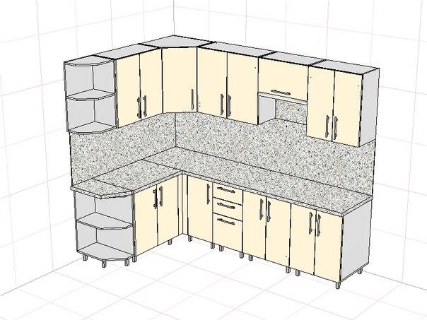 кухня в хрущевке 5 кв.м дизайн фото