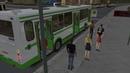 OMSI 2 будни водителя автобуса Поездка на автобусе LIaz
