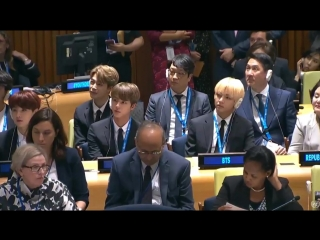[VIDEO] 18/09/24 BTS at the UN General Assembly