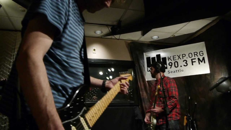 Swervedriver - Cars Converge on Paris (Live on KEXP)