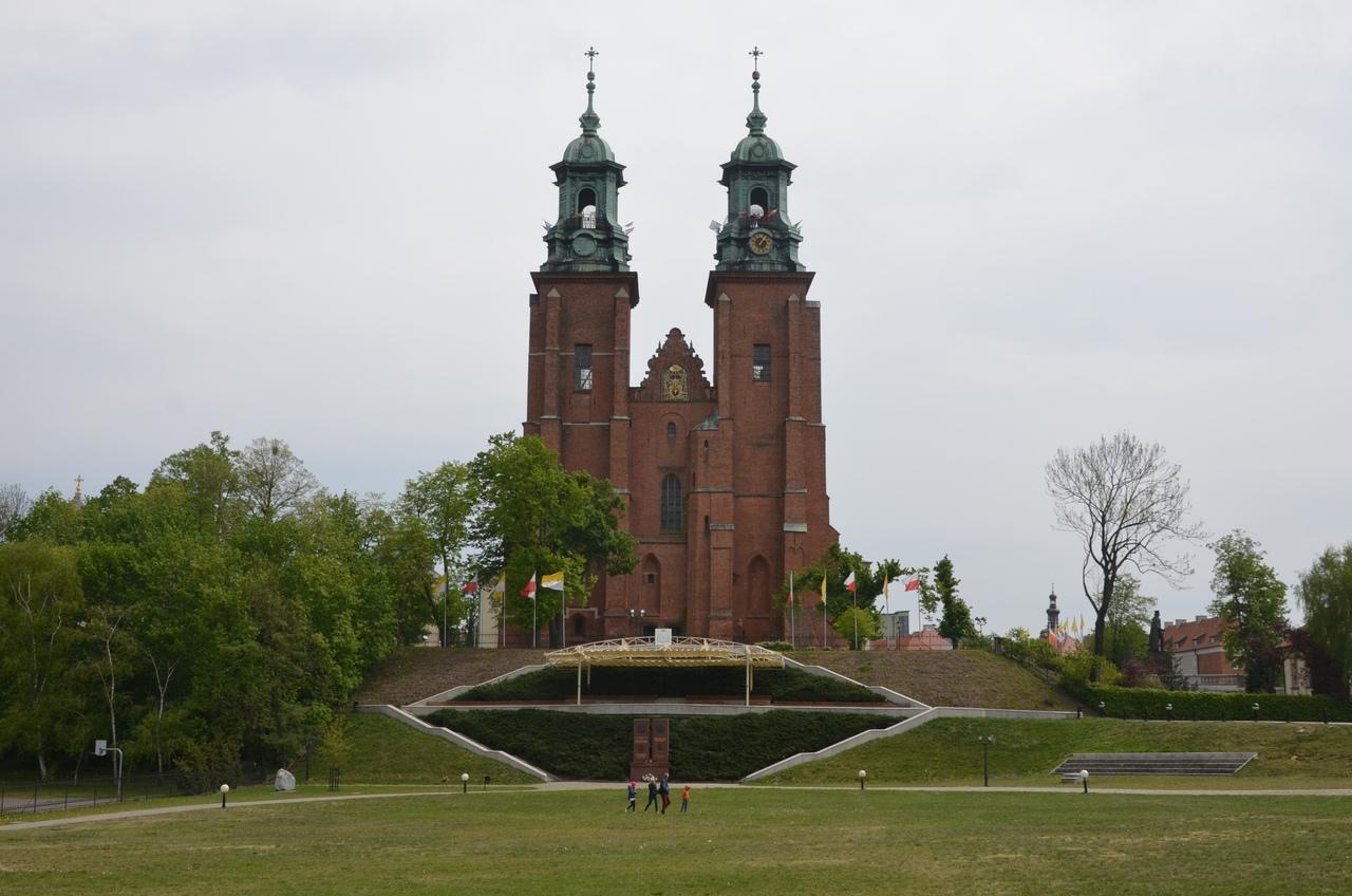 a1L4yuM5_iY Гнезно - первая королевская столица Польши.
