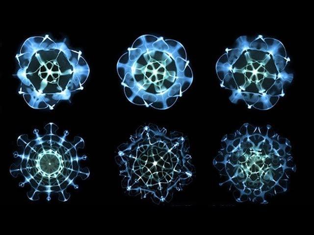 ОМ - вибрация вселенной. Киматика, золотое сечение