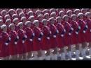 Women marching in Stechschritt (zhèng bù) - Chinese Parade Step