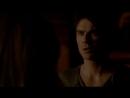 Дневники вампира - 5.16 -  Расставание Деймона и Елены (Озвучка Кубик в кубе)