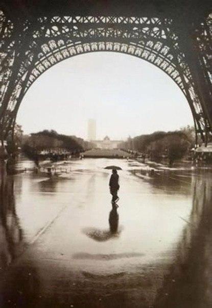 Лицо Парижа