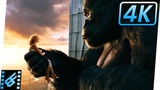 King Kong Climbing The Empire State Building King Kong (2005) Movie Clip