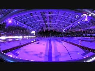 Kliment kolesnikov 50 backstroke epic motivational world record