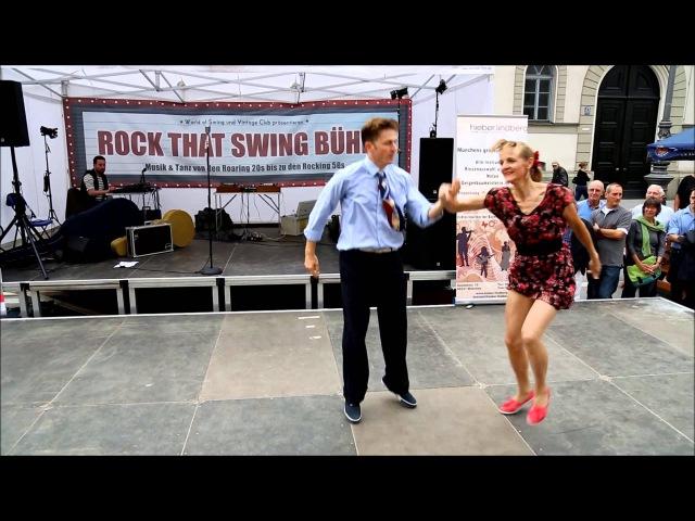 Rock That Swing Bühne - Marcus Bärbl: Boogie Woogie - Streetlife Festival 14./15.09.2013