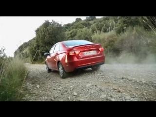Lada Vesta. Все об автомобилях от телеканала Авто Плюс