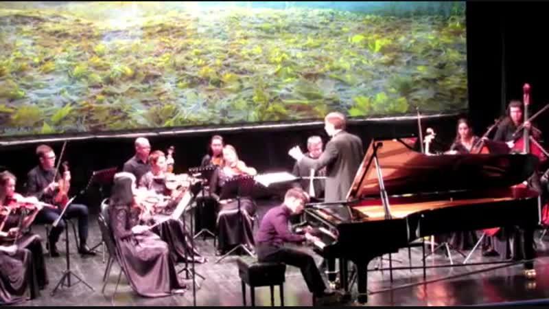 Колываенко Тимофей_Моцарт_концерт №12 для фортепиано с оркестром_А dur_1 часть » Freewka.com - Смотреть онлайн в хорощем качестве