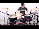 Kortney Grinwis - Expire - Sleep Lost (Drum Cover)