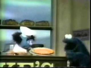 Sesame Street- 3 Funny Moments- 1970's