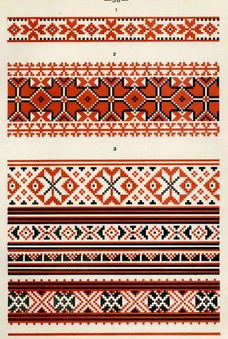 Белорусский народный орнамент