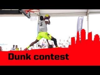 Dunk Contest - 2014 FIBA 3x3 World Tour - Chicago Masters