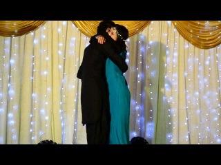 Govi Runa performing on ishq wala love @ APU