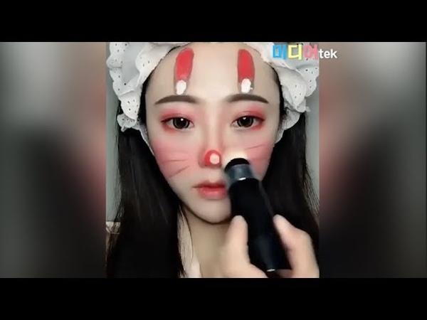 보면볼수록 빠져드는 컨투어링 메이크업 영상모음12, Beauty base contouring makeup tutorial12