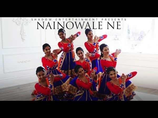 Nainowale Ne - Padmaavat   Neeti Mohan   Deepika Padukone   Classical Indian Dance
