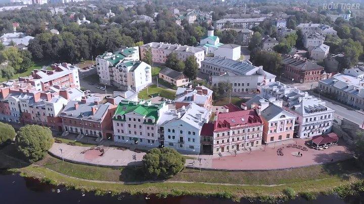 Город Псков. Псковский кремль