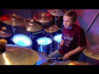 KILLING_IN_THE_NAME_Rage_Against_The_Machine_10_year_old_Drummer_Avery_Drummer_Molek_Drum_Cover