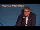 Sensationsvortrag von Guido Reil in München AfD Wahlkampf