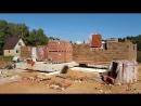 Строительство кирпичного дома по нашему проекту