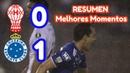 Huracán Vs Cruzeiro 0-1 Resumen y Gol │Copa Libertadores 2019