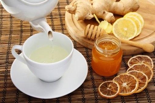 Лимон похудения мед для имбирь рецепт видео