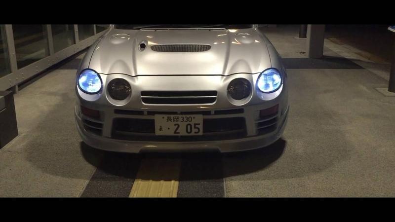 CELICA ST205 GT-FOUR [PV]