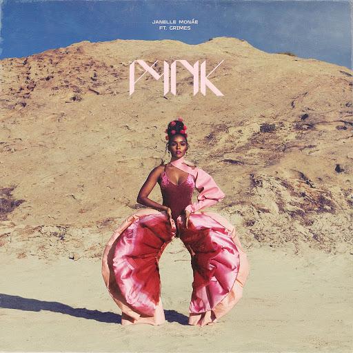 Janelle Monáe альбом Pynk (feat. Grimes)