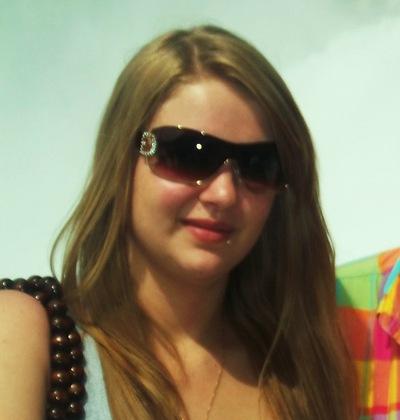 Юлия Шваб, 14 августа 1993, Днепропетровск, id193033133